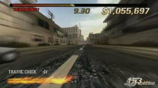 Burnout Revenge PlayStation 2 Gameplay - Give Up, Blow Up