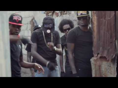 Aidonia Ft Deablo, Jayds, Size 10 & Shokryme - All 14 (OFFICIAL MUSIC VIDEO) FEB 2013