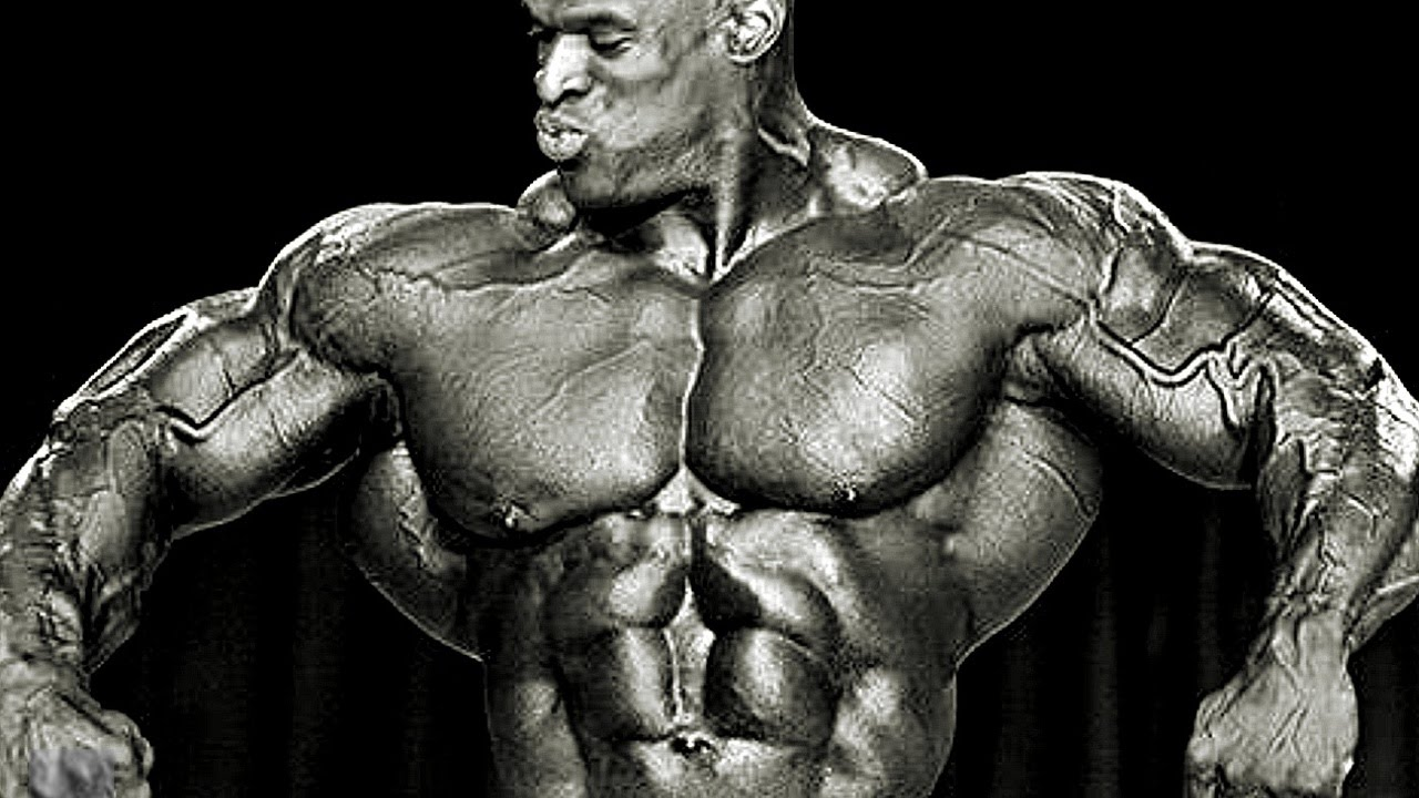 ronnie coleman beast bodybuilding motivation youtube
