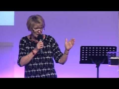 10.2.13 From Desire To Destiny - Pastor Nan McLaughlin
