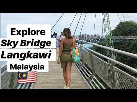 LANGKAWI SKY BRIDGE | ORIENTAL VILLAGE LANGKAWI