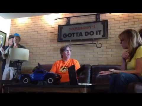 """Somebody's Gotta Do It  """"Monster Truck Rally""""  - mrW Office"""