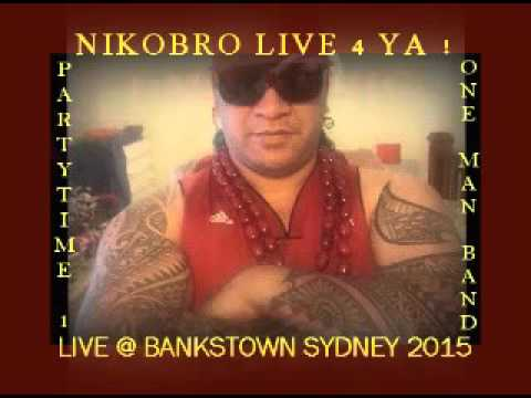 COOK ISLAND MUSIC PARTYTIME LIVE GIG