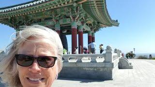 Angels Gate Park, San Pedro, California  - Full time van life