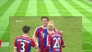 Bochum vs Bayern Munich (1 – 5) | Highlights and Goals | Full Matchs Club Friendly Jan 24 2015