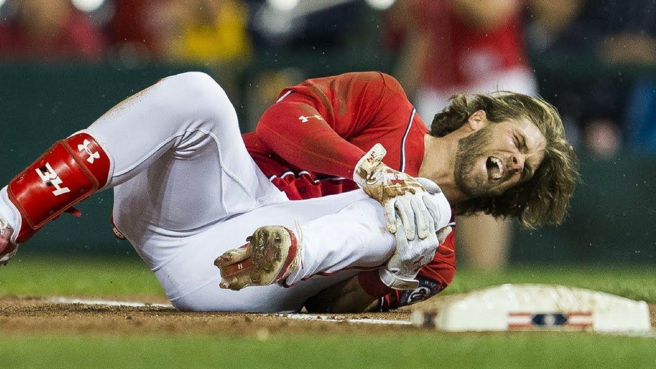 WORST Baseball Injuries Ever! ᴴᴰ