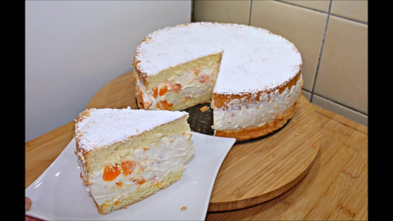 Mandalinalı harika yaş pasta || pandispanyası Yumuşacık kreması enfes || nefistarifler