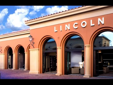 Lincoln Experience Center Fashion Island at Newport Beach