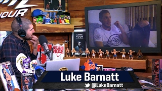 Luke Barnatt Open to UFC Return Fight Against Rashad Evans, Talks Life Outside the Promotion