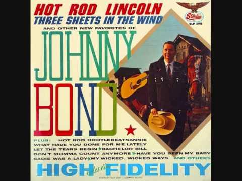 Johnny Bond - Hot Rod Lincoln (1960)