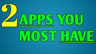Two apps you must have  | best apps in 2019 | best apps in 2019 | aptoide | tutu app