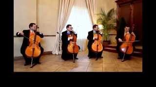 Pachelbel Canon - 4 Cellos