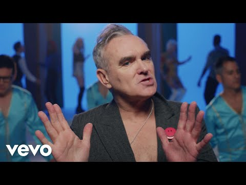 Morrissey - Jacky's Only Happy When She's Up on the Stage (Official Video) Mp3