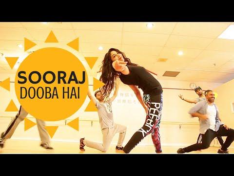 Sooraj Dooba Hai Choreography - Shereen...