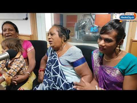 Transgenders of Ahmedabad Support Vototsav With RJ Harshil