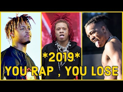 YOU RAP YOU LOSE 2019! Part 6 Lil Skies , Juice WRLD ,YNW Melly , Trippie Red & More