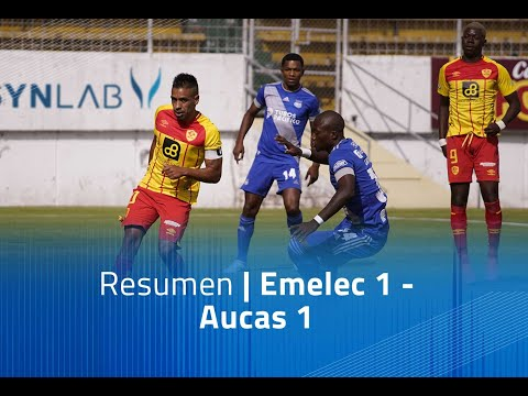 Aucas Emelec Goals And Highlights