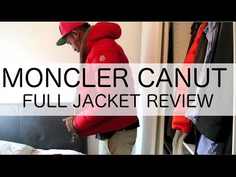 Moncler Maya Genuine Review and Tips on How Spot Fakes