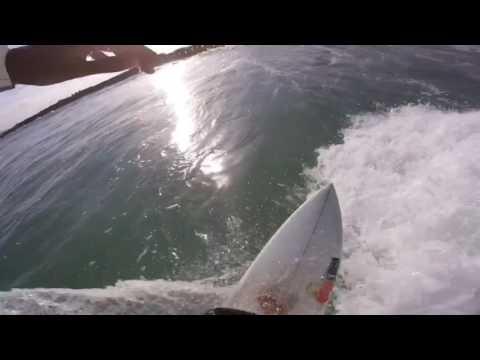 Channel Islands New Flyer surfboard