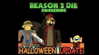 Roblox R2DA - Halloween Update! Onzaca non riesce! Torte.