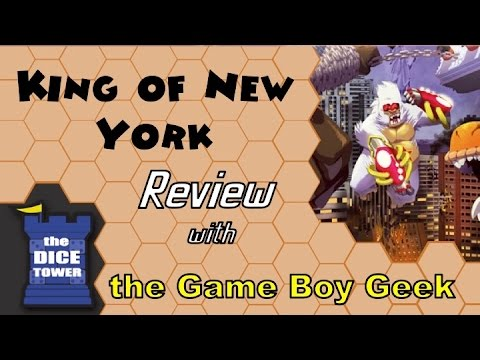 King of New York Review - with the Game Boy Geek