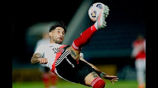 Independiente Santa Fe vs River Plate (0-0)   Resumen   Highlights Copa Libertadores 2021