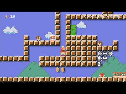 Curiosity by Stefan - Super Mario Maker - No Commentary