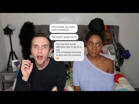 EXPOSING My Sexts/DMs with Ryland Adams