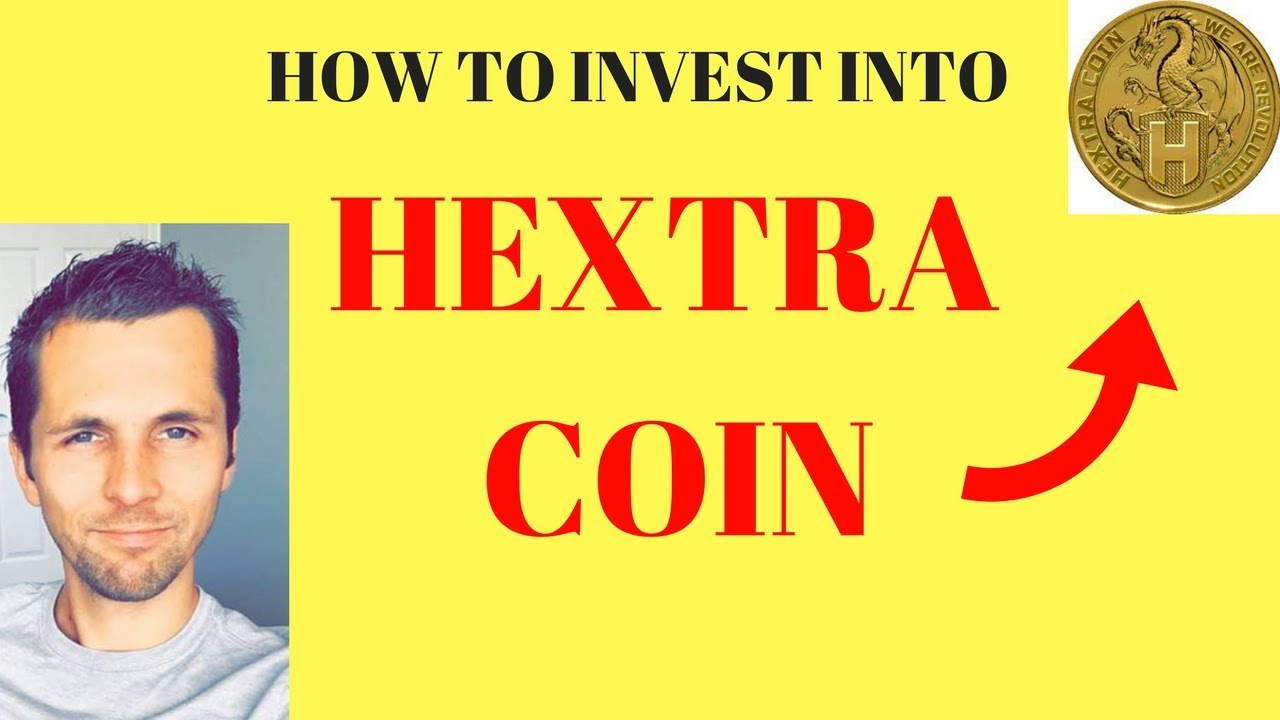 HEXTRA COIN Tutorial - How to Invest In Hextracoin (HXT ...