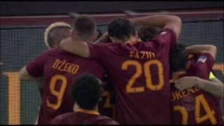 Il gol di Paredes - Roma - Palermo - 4-1 - Giornata 9 - Serie A TIM 2016/17