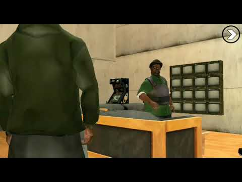 GTA SAN ANDREAS final (end of the line) mission easy completion.