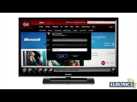 SharpSmart TV LEDSerie LE350