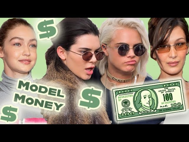 Kendall Jenner Tops Forbes' List Of Highest-Paid Models In 2018!