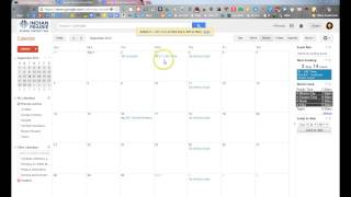 Kendall's Resource Scheduler
