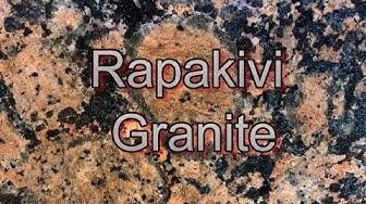 Geo-Files:  Rapakivi Granite (E2 S3)