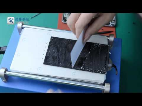 tutorial:How to Remove OCA Glue without using chemical