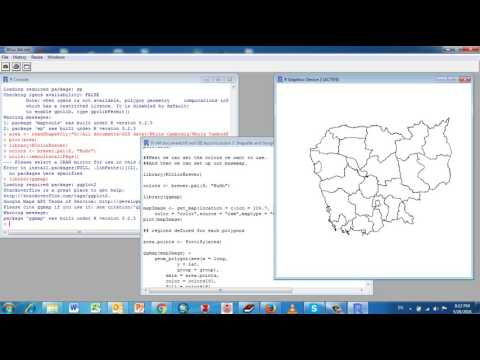 Lesson 3 Define map grid in R