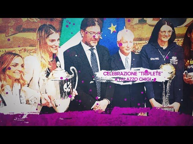 Lega Volley Femminile - Riassunto Stagione 2018/19
