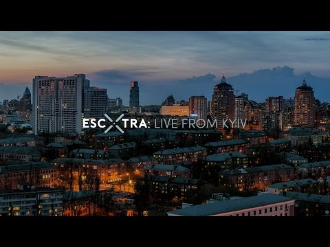 ESCXTRA Live in Kyiv: DAY 14 (Grand Final) (Part 1)
