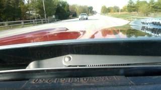 1970 Chevelle Cruising the Indiana Countryside