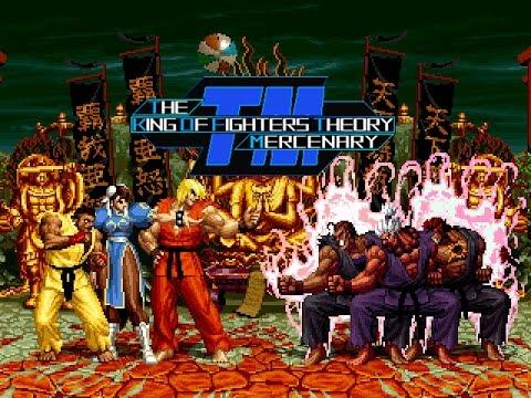 Ken & Chun Li  Team Vs Satsui  No Hadou Team