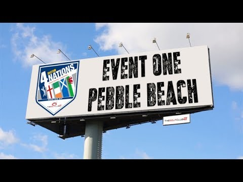 The Golf Club 2 - 4Nations Event 1 - Pebble Beach