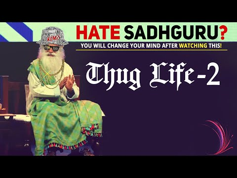 Sadhguru ULTIMATE Spontaneity 👌TIGHT SLAPS to Librandus | Thug Life🤙