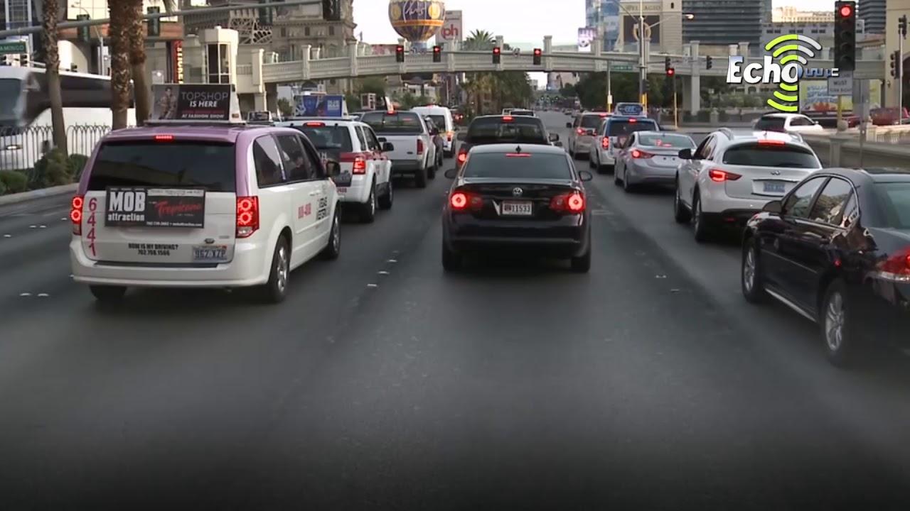 السلطات في لوس انجلوس تدهن الاسفلت باللون الأبيض!