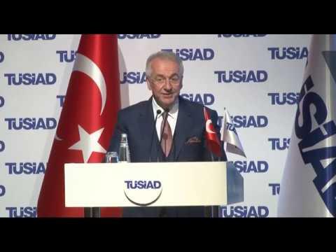 TÜSİAD YİK Toplantısı- TÜSİAD Yönetim Kurulu Başkanı Erol Bilecik'in Açılış Konuşması