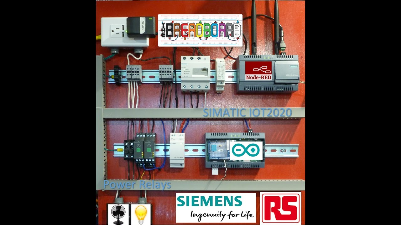 SIEMENS IOT2020 | RS Components