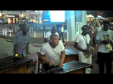 South Africa Cape Town Marimba Band