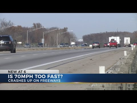 Is 70mph too fast for Ohio drivers?