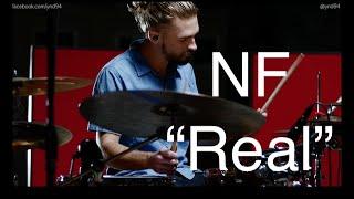 """Eugene Novik - NF - """"Real"""" Drum Remix"""
