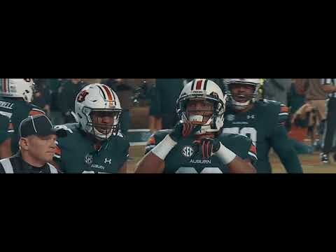 2018 Auburn Tigers Hype Video